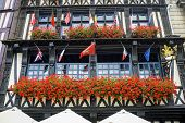 Rouen - Exterior Of Ancient Palace
