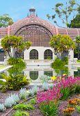 San Diego Balboa Park Botanical Building San Diego, California