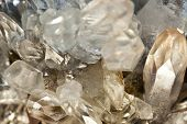 Crystallized Quartz - Mountain Crystal