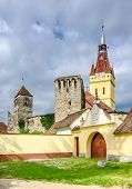Old Church in Cristian, Brasov,Romania
