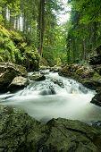 Mountain Creek Doubrava Slow Shutter Speed