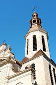 Quebec City Basilica-cathedral, Canada