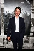 LOS ANGELES - JUL 10:  Thomas Matthews arrives at the HBO series
