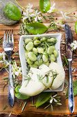 Broad Beans And Pecorino