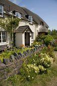 Quaint cottage, Somerset, England