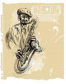 Musician - Saxophone player