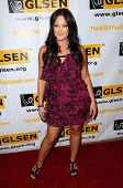 Lacey-Mae Schwimmer  at the 4th Annual GLSEN Respect Awards. Beverly Hills Hotel, Beverly Hills, CA. 10-10-08