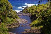 Natural Water Pools Hana, Maui, HI