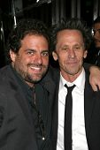 Brett Ratner and Brian Grazer  at Los Angeles Premiere of 'Changeling'. Samuel Goldwyn Theater, Beve