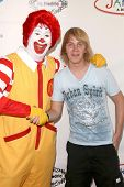 Jason Dolley  at Camp Ronald McDonald's 16th Annual Family Halloween Carnival. Universal Studios, Universal City, CA. 10-26-08