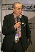 Lloyd Kaufman  at the Press Conference for the 10th Anniversary Troma Dance Film Festival. American