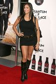 Jessie Camacho  at a Special Screening of 'Quantum of Solace'. Sony Pictures, Culver City, CA. 11-13-08
