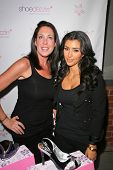 Jamie Lauren and Kim Kardashian  at an AMA Gifting Suite by ShoeDazzle.com, Gibson Guitars, Beverly Hills, CA 11-21-08