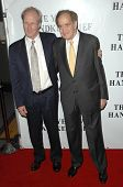William Hurt and Arthur Cohn  at the Los Angeles Premiere of 'The Yellow Handkerchief'. WGA Theatre, Beverly Hills, CA. 11-25-08