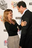 Lori Loughlin and Bob Saget  at the