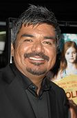 George Lopez At the Premiere of