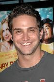 Brandon Barash At the Premiere of