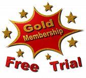 Free Trial Gold Membership