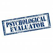 Psychological Evaluator-stamp