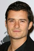 Orlando Bloom  at a party to introduce the Trump Tower Dubai. The Tar Estate, Bel Air, CA. 08-23-08