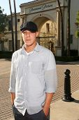 Theo Rossi  at the Premiere Screening of 'Sons of Anarchy'. Paramount Theater, Hollywood, CA. 08-24-