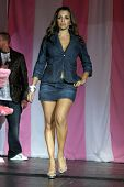 Vida Guerra  on the runway at Celebrity Catwalk for Charity Benefitting Animal Rescue. The Highlands Nightclub, Hollywood, CA. 08-28-08
