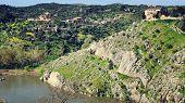 Landscape Of Toledo