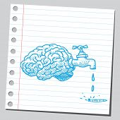 Brain faucet