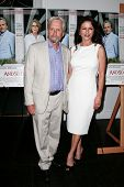 EAST HAMPTON, NEW YORK-JULY 6: Actors Michael Douglas (L) and Catherine Zeta-Jones attend the premie