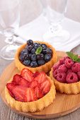 fruit tart