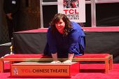 LOS ANGELES - JUL 2:  Melissa McCarthy at the Melissa McCarthy Hand and Footprint Ceremony at the TC