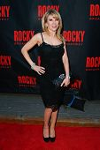 NEW YORK-MAR 13: Reality star Ramona Singer attends the 'Rocky' Broadway opening night at the Winter