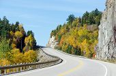 pic of trans  - Trans Canada Highway near Superior Lake Ontario Canada - JPG