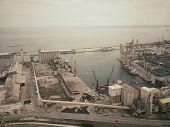 Barcelona Industrial Port