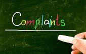 Complaints Concept