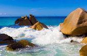 Ocean Foam Getaway
