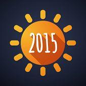 Sun Year 2015 Design