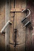 Old, Unlocked The Door