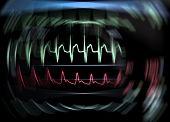 Health Monitor Screen