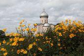 Nereditsa Church. Veliky Novgorod