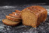 Black Sliced Bread