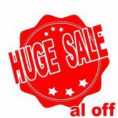 Huge Sale