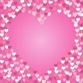 Valentine-Heart Border