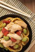 Teriyaki Chicken Noodles
