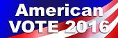 Election Sticker For 2016