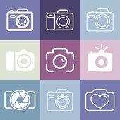 Vector Photography Logos