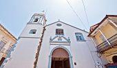 Iglesia de vieja de la ciudad de Panamá