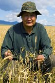 Agriculture in Mongolia.