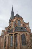 St. Nicholas Church. Luneburg, Germany