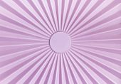 picture of tupperware  - Rays pattern of pink plastic tupperware background - JPG